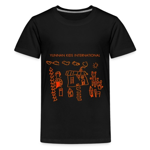 Sunshine orange - Kids' Premium T-Shirt