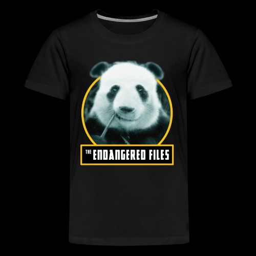 THE ENDANGERED FILES - Kids' Premium T-Shirt