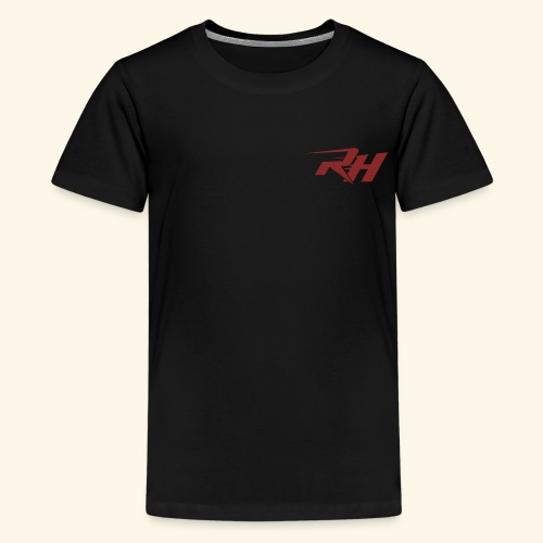 Refaat Haider - Kids' Premium T-Shirt