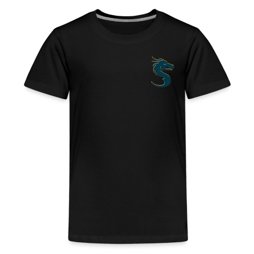 Small standard logo - Kids' Premium T-Shirt