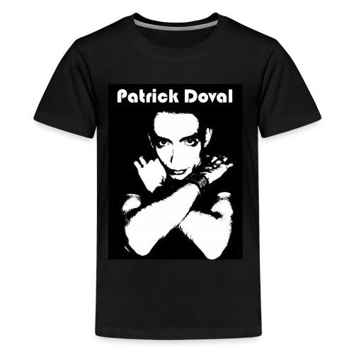 Patrick Doval Logo - Kids' Premium T-Shirt
