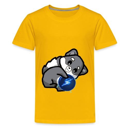 Eluketric's Zapp - Kids' Premium T-Shirt