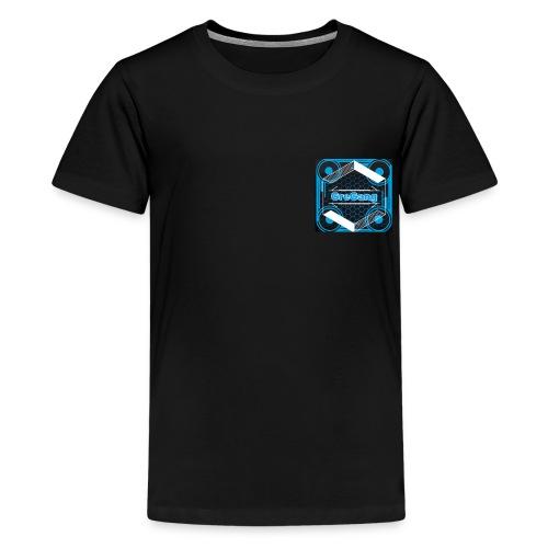 GreGang Logo-ed Merch - Kids' Premium T-Shirt
