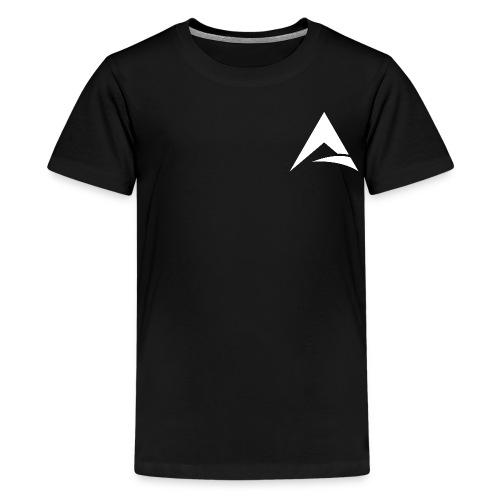 Official FlipArtz A Logo - Kids' Premium T-Shirt