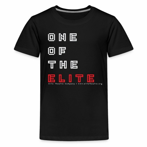 8bit of the Elite - Kids' Premium T-Shirt