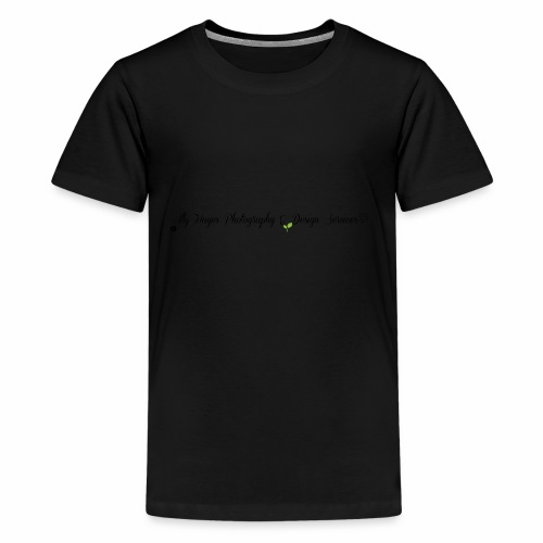 photodesign - Kids' Premium T-Shirt