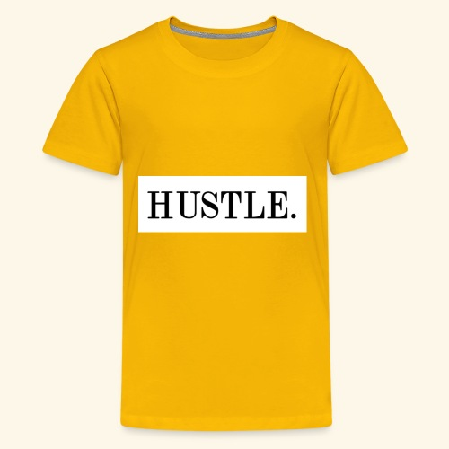 Hustle - Kids' Premium T-Shirt