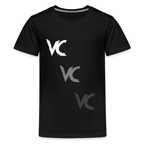 V3L0C1TY Logo Mugs & Drinkware - Kids' Premium T-Shirt
