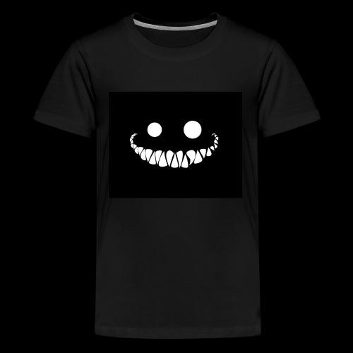 Creepy Smile - Kids' Premium T-Shirt