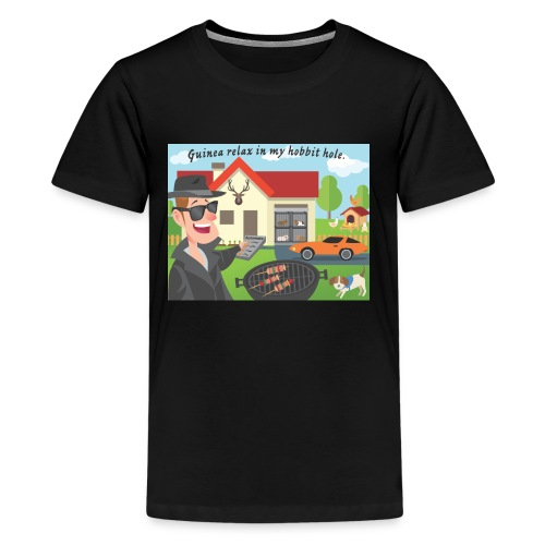 The Servant Automator - Kids' Premium T-Shirt