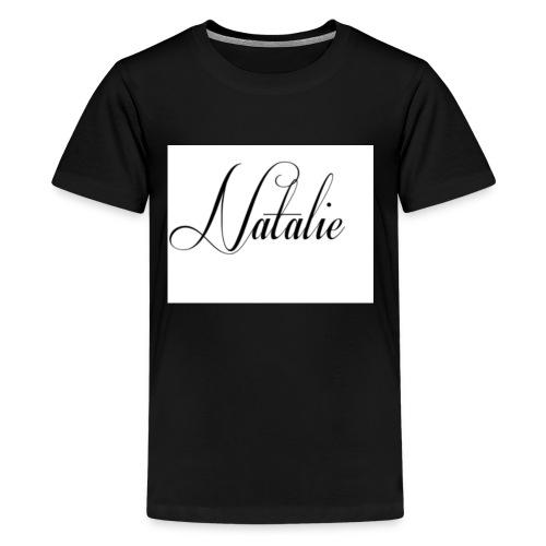 Natalie - Kids' Premium T-Shirt