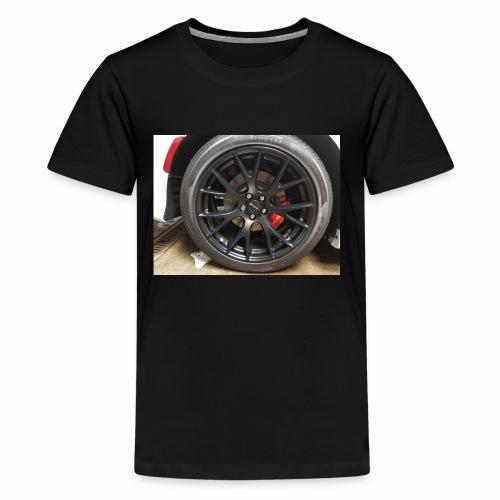 I have the wheel show me the way - Kids' Premium T-Shirt