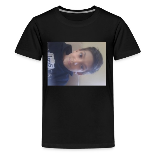 because I want to have my own stuff for my school. - Kids' Premium T-Shirt