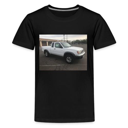 721DC26E 8710 4B74 9D42 440A7B64B58A - Kids' Premium T-Shirt
