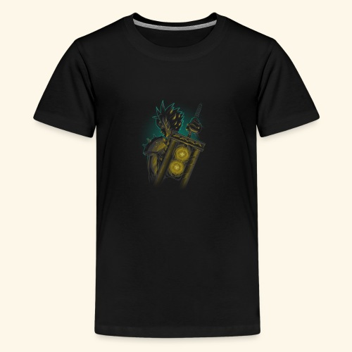 DragonBall Saiya Shirt High Quality - Kids' Premium T-Shirt