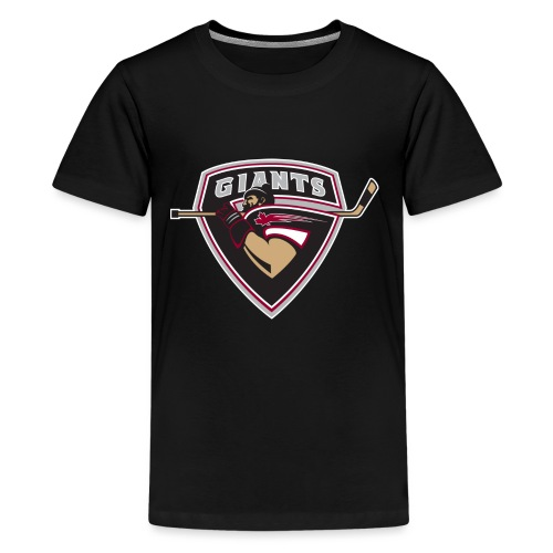 1200px Vancouver Giants Logo svg - Kids' Premium T-Shirt