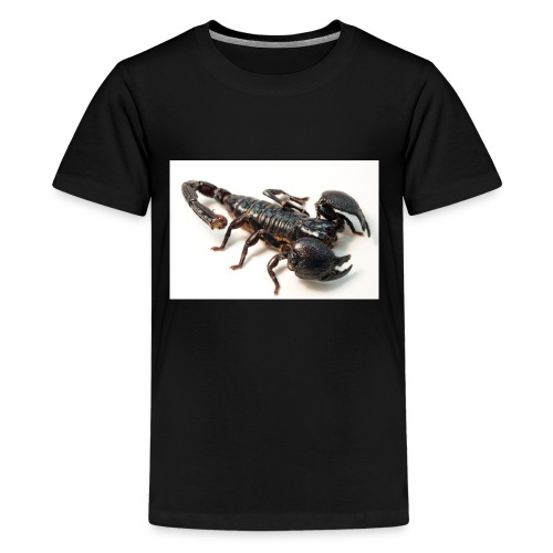 1200px Female Emperor Scorpion - Kids' Premium T-Shirt