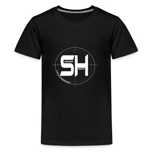 SH Logo Transparent - Kids' Premium T-Shirt