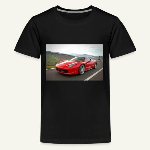 Ferrari 458 Italia 1 - Kids' Premium T-Shirt