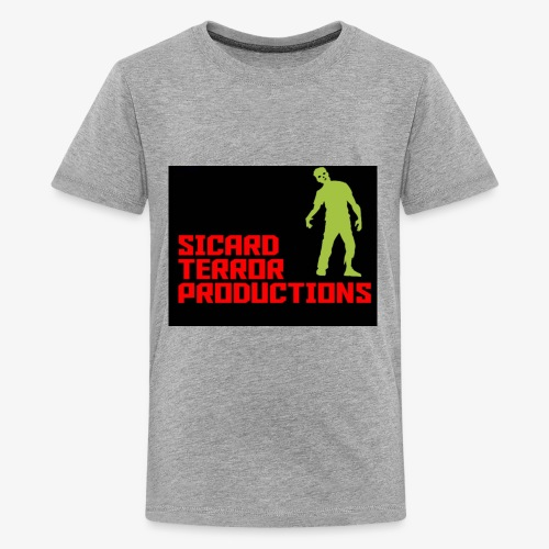 Sicard Terror Productions Merchandise - Kids' Premium T-Shirt