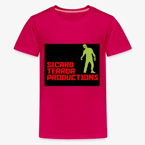 Sicard Terror Productions Merchandise - Kids' Premium T-Shirt