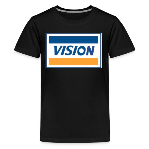 Vision Design to Inspire - Kids' Premium T-Shirt
