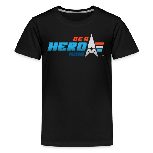 BHK primary full color stylized TM - Kids' Premium T-Shirt