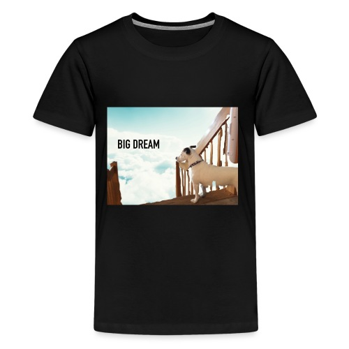 Big dream - Kids' Premium T-Shirt