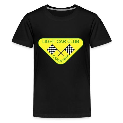 LCCC - Kids' Premium T-Shirt