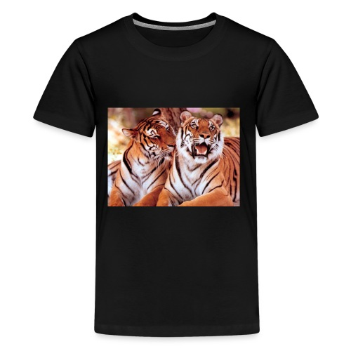 Tigers HD - Kids' Premium T-Shirt