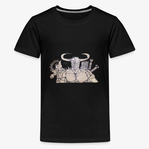 bdealers69 art - Kids' Premium T-Shirt