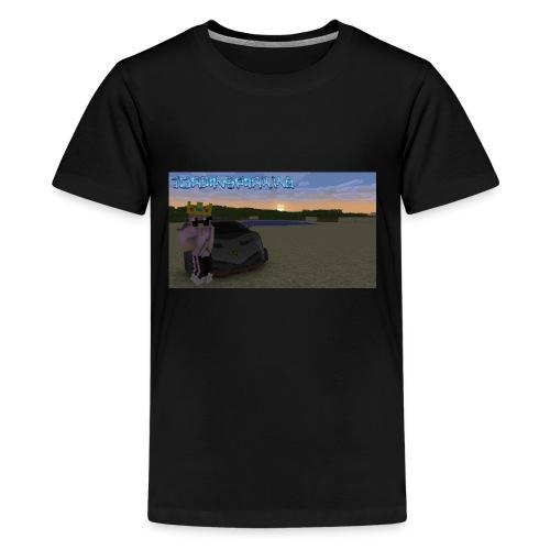 Jordansparking Veneno - Kids' Premium T-Shirt