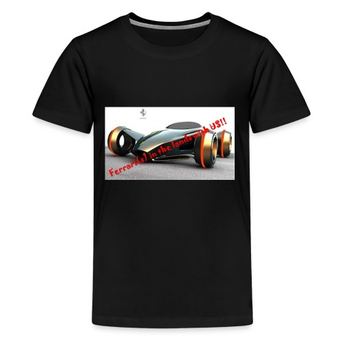 farrari - Kids' Premium T-Shirt