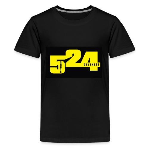 524 - Kids' Premium T-Shirt