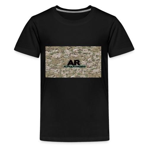 Alpha Ranger Apperal - Kids' Premium T-Shirt