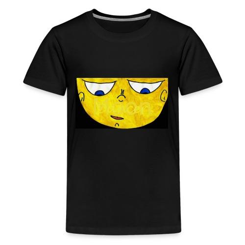 Moon Dancer FACE MERCH - Kids' Premium T-Shirt