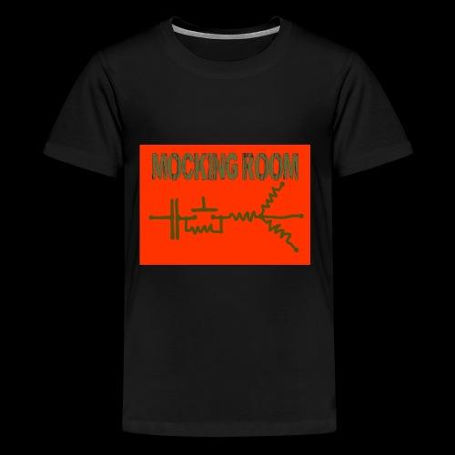 BID RED CAMO - Kids' Premium T-Shirt