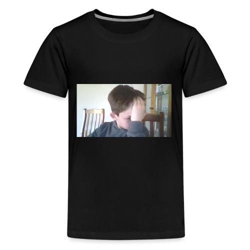 Luiz FAce!! - Kids' Premium T-Shirt