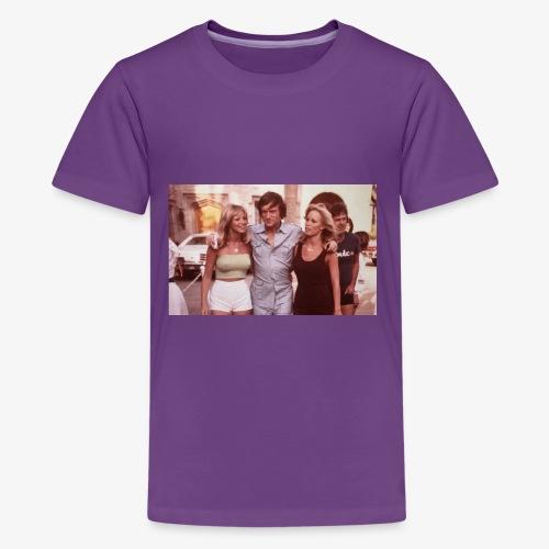 Hugh Hefner - Kids' Premium T-Shirt