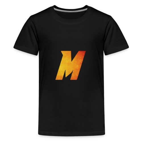Minergoldplayz lava-edition - Kids' Premium T-Shirt
