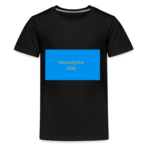 Devon t shirt - Kids' Premium T-Shirt