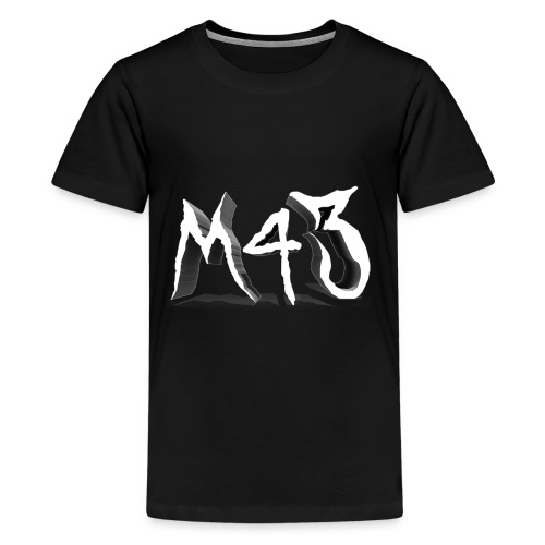 M43 Logo 2018 - Kids' Premium T-Shirt