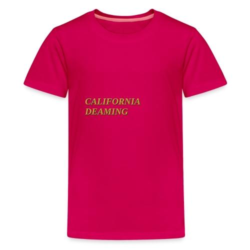 CALIFORNIA DREAMING - Kids' Premium T-Shirt