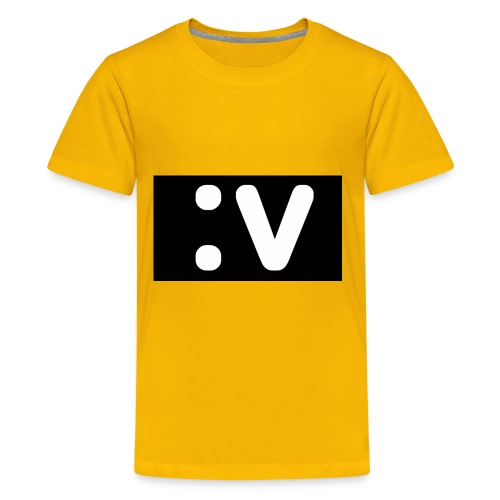 LBV side face Merch - Kids' Premium T-Shirt