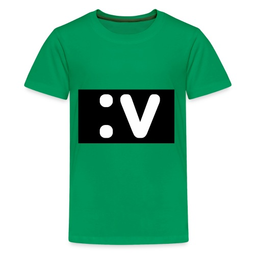 LBV side face Merch - Kids' Premium T-Shirt