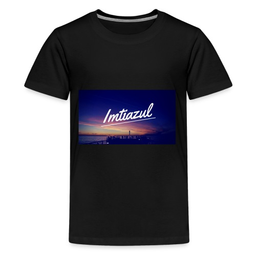 Copy of imtiazul - Kids' Premium T-Shirt