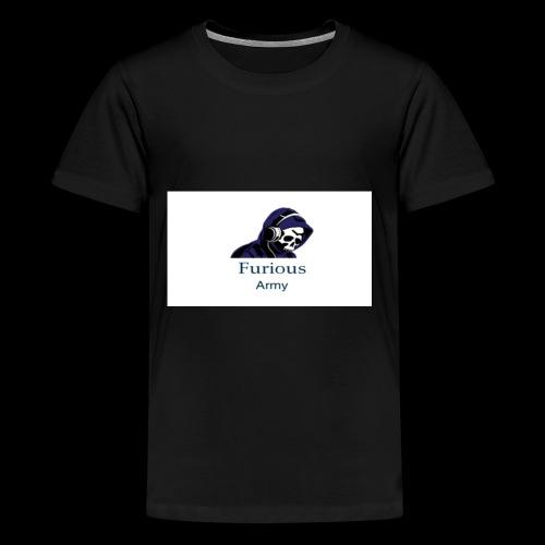 savage hoddie - Kids' Premium T-Shirt