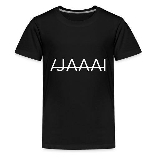 JAHAA HOODIE - Kids' Premium T-Shirt