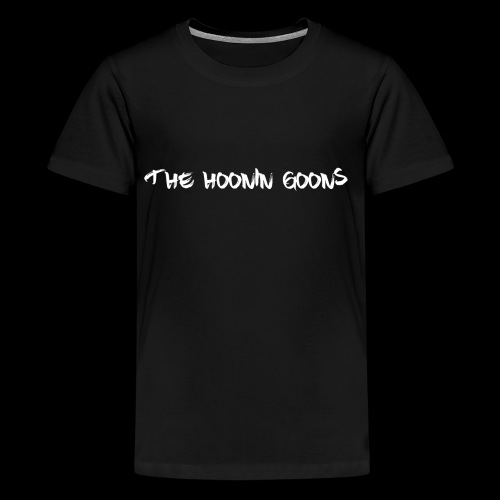 Hoonin Goons Clothing - Kids' Premium T-Shirt