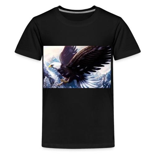 Art of the eagle - Kids' Premium T-Shirt